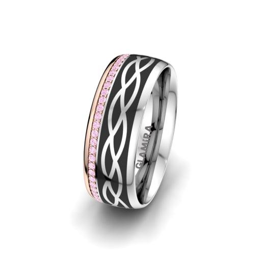 Women's Ring Mystic shape 7 mm