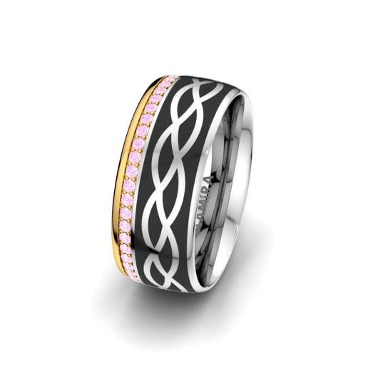 Women's Ring Mystic shape 8 mm
