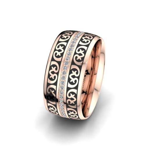 Anillo de mujer Gorgeous Touch 9 mm