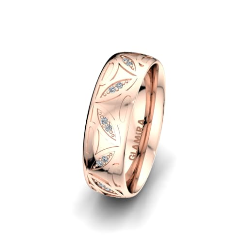 Women's Ring Magic Road 6 mm