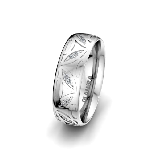 Anillo de mujer Magic Road 6 mm