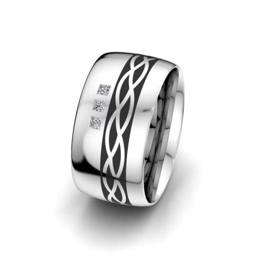 Anel femininos Magic Jewel 10 mm