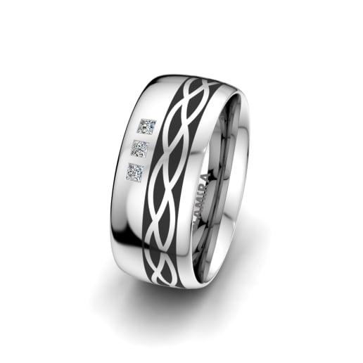 Anel femininos Magic Jewel 8 mm
