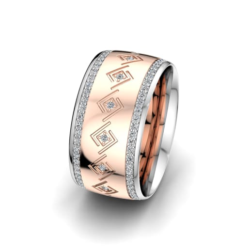 Ženski Prsten Shining Fortune 10 mm