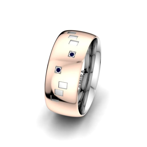 Women's Ring Charming Infinite 8 mm