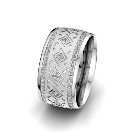 Women's Ring Endless Road 10 mm