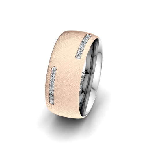 Women's Ring Adore Valley 8 mm