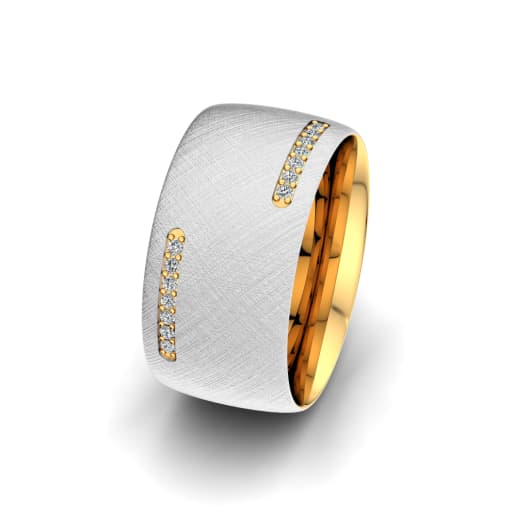 Women's Ring Adore Valley 10 mm