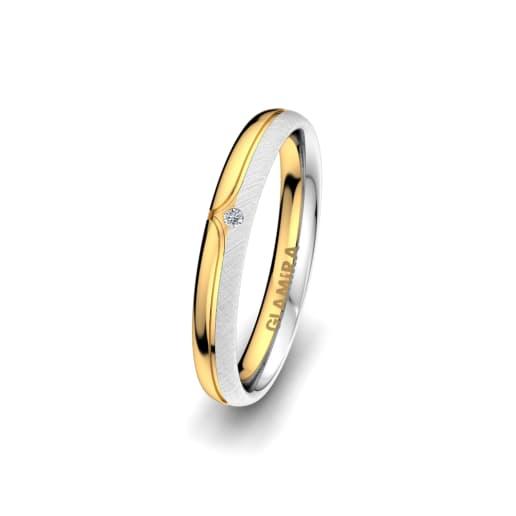 Women's Ring Bright Pattern 3 mm