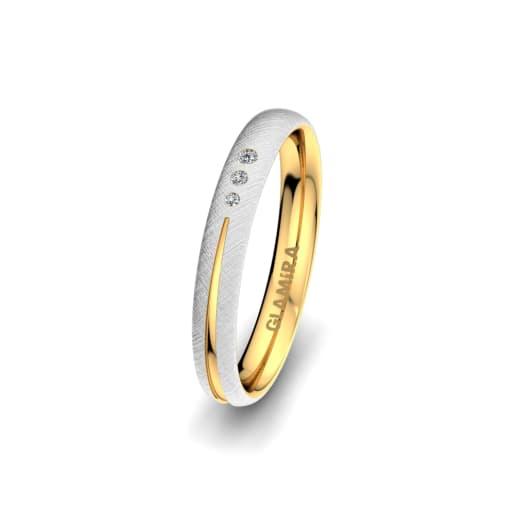 Women's Ring Brilliant Charm 3 mm