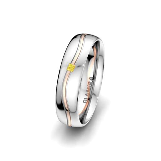 Sieviesu Gredzens Alluring Fusion 5 mm