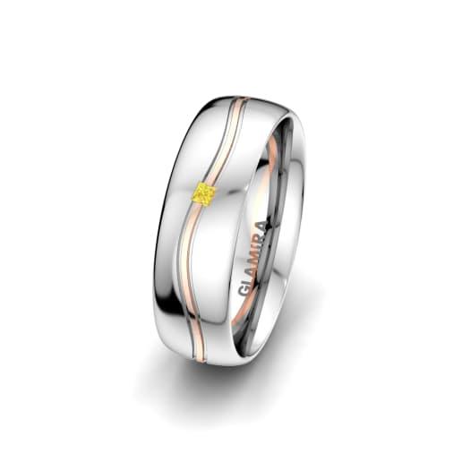 Sieviesu Gredzens Alluring Fusion 6 mm