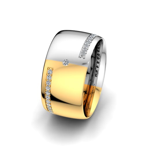 Women's Ring Elegant Choice 10 mm