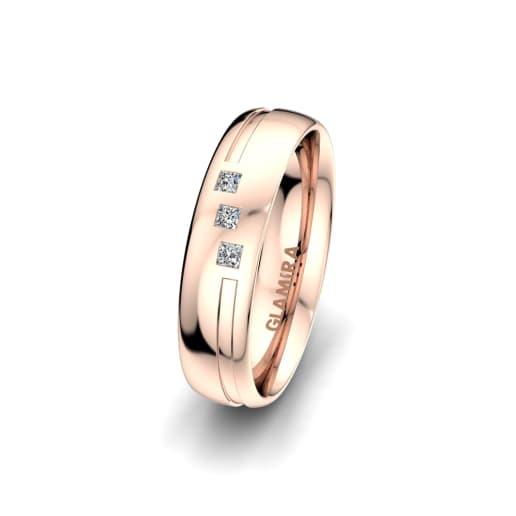 Women's Ring Charming Pretty 5 mm