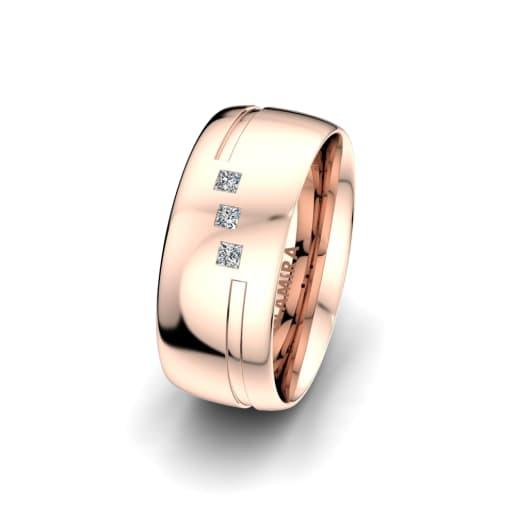 Women's Ring Charming Pretty 8 mm