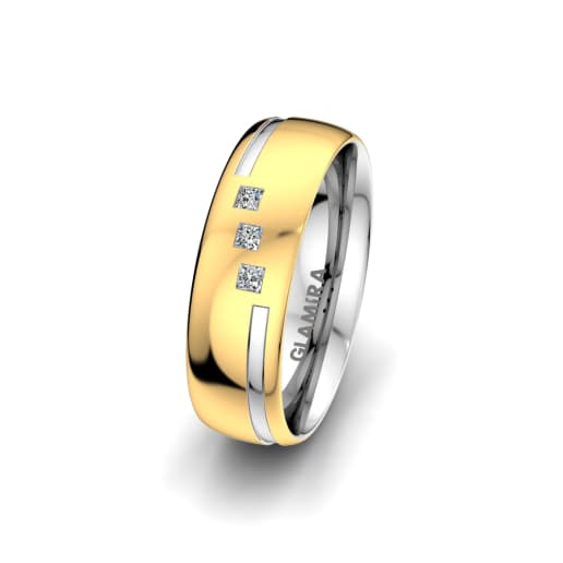 Women's Ring Charming Pretty 6 mm