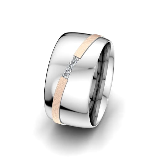 Anello da donna Romantic Line 10 mm