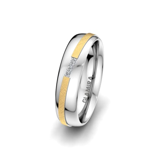 Women's Ring Romantic Line 5 mm