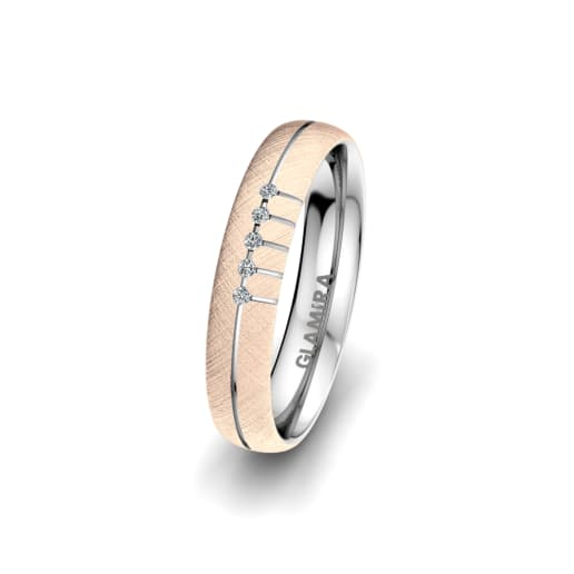 Women's Ring Pure Valentine 4 mm