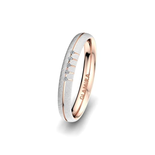 Women's Ring Pure Valentine 3 mm