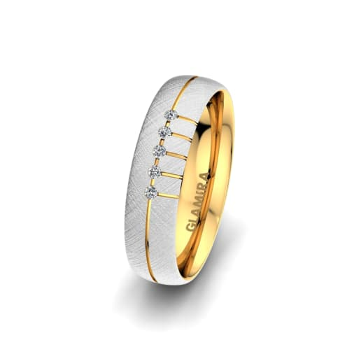 Women's Ring Pure Valentine 5 mm