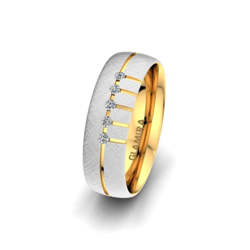 Women's Ring Pure Valentine 6 mm