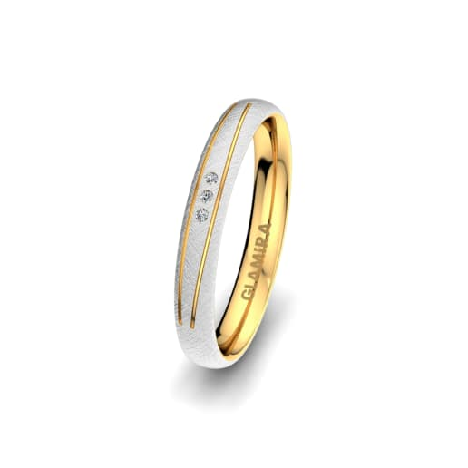 Women's Ring Natural Alluring 3 mm