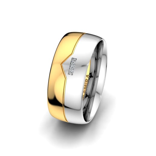 Women's Ring Gorgeous Moment 8 mm