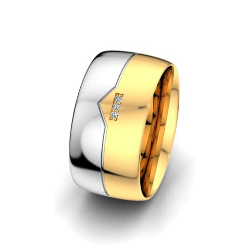 Women's Ring Gorgeous Moment 10 mm
