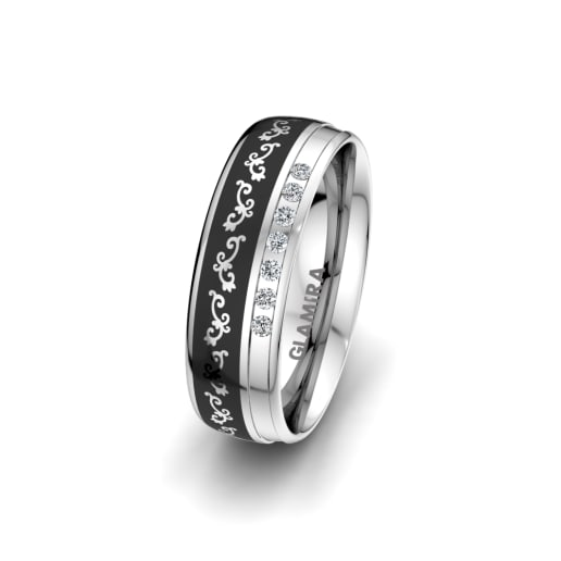Women's Ring Noble Life 6 mm