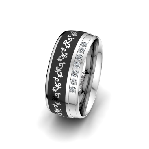 Women's Ring Noble Life 8 mm