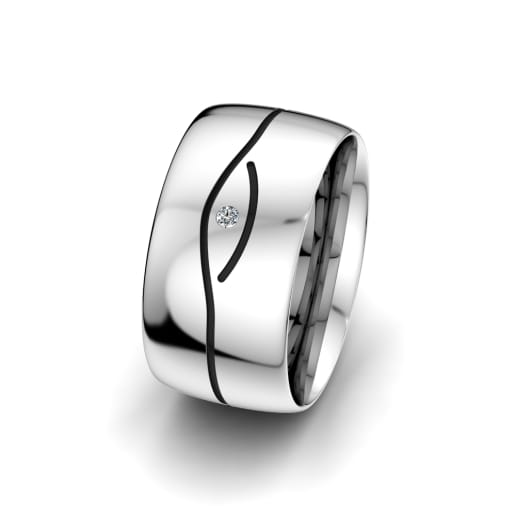 Women's Ring Mystic Bond 10 mm