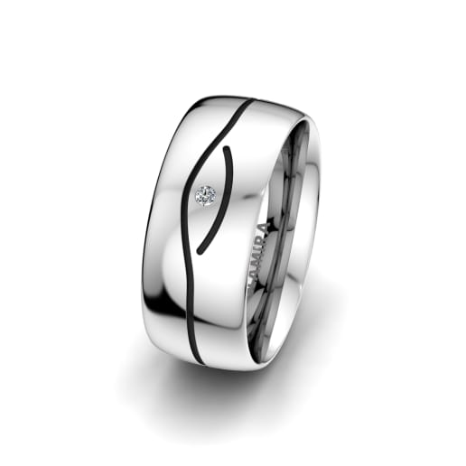 Women's Ring Mystic Bond 8 mm