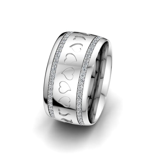 Women's Ring Precious Love 10 mm