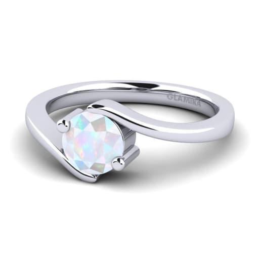 GLAMIRA Prsten Bridal Element 0.8crt
