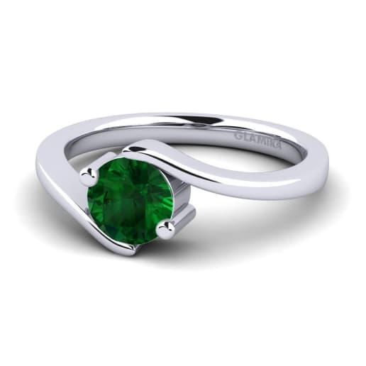 GLAMIRA Prstan Bridal Element 0.8crt