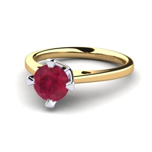GLAMIRA Ring Gervasia 1.0 crt