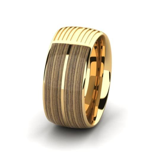 Мъжки пръстен Confident Down 10 mm