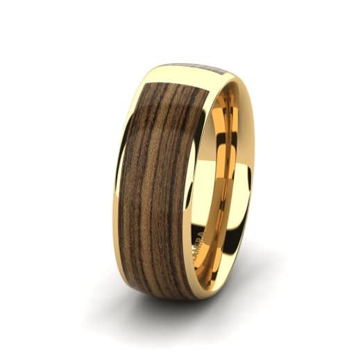 Muški prsteni Peaceful Step 8 mm