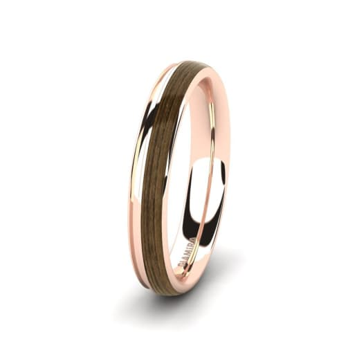 Men's Ring Peaceful Twinkle 4 mm