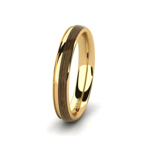 Men's Ring Peaceful Twinkle 5 mm