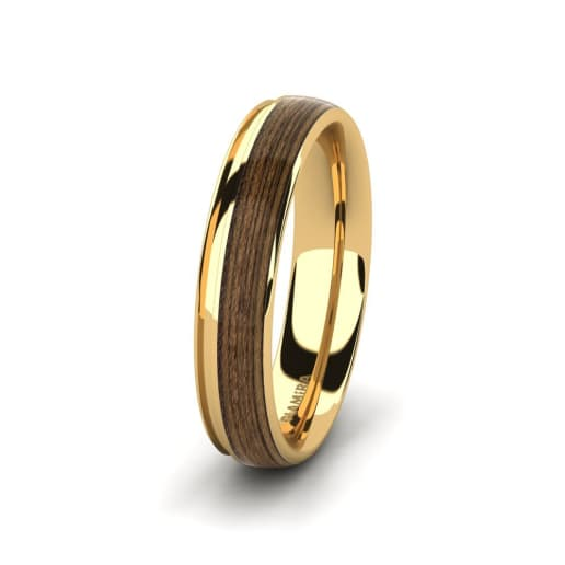 Men's Ring Peaceful Twinkle 6 mm