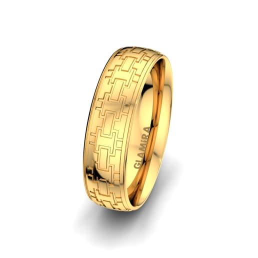 Men's Ring Unique Line 6 mm