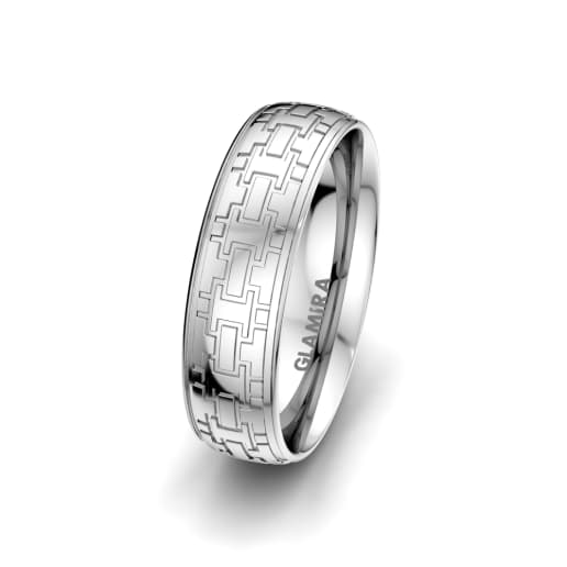 Men's Ring Unique Line 6 mm