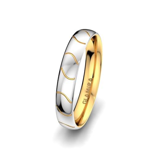 Moški prstani Alluring Light 4 mm