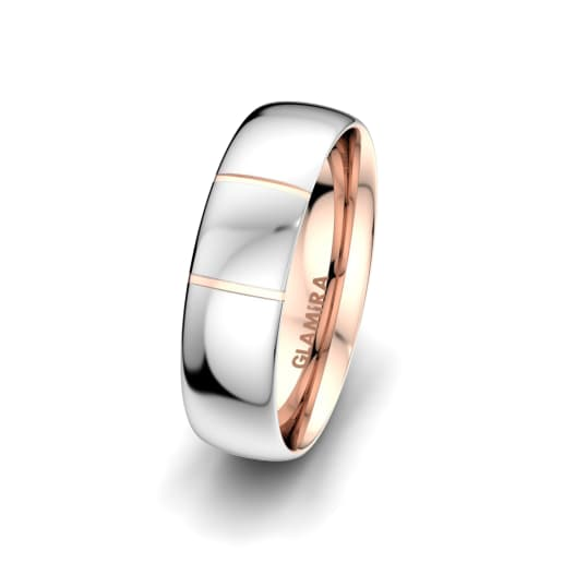Men's Ring Essential Passion 6 mm