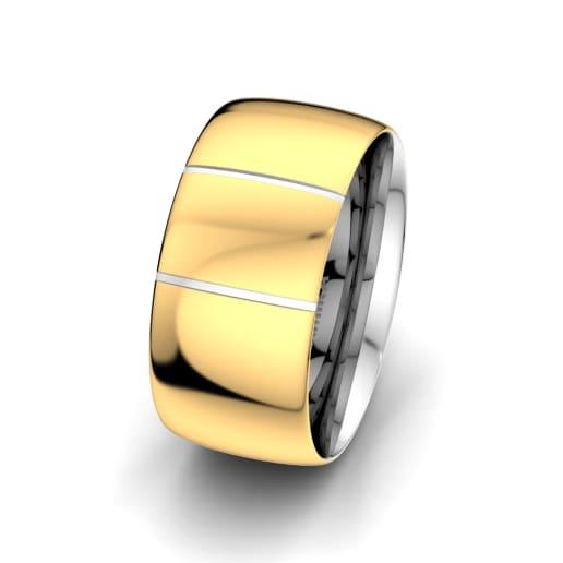 Moški prstani Essential Passion 10 mm