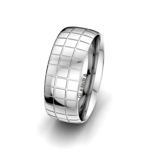 Men's Ring Essential Reality 8 mm