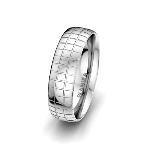 Men's Ring Essential Reality 6 mm