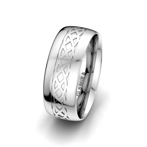 Men's Ring Magic Trend 8 mm